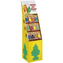 Großhandel KFZ-Zubehör: Wunder-Baum Bodendisplay 288 St. ...