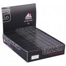 Großhandel Fahrräder & Zubehör: Gizeh Black King Size Slim Extra Fine Je 34 Blättc