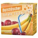 Großhandel Nahrungs- und Genussmittel: Durstlöscher Banane Sauerkirsch 0,5l 12st.Tetra Pa
