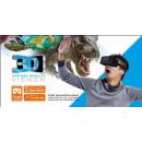Großhandel Brillen: Google Cardboard 3D Brille für Smartphones Virtuel