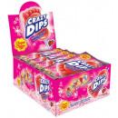 Großhandel Nahrungs- und Genussmittel: Chupa Chups Crazy Dips Erdbeer geschmack Lolli in