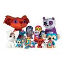 Großhandel Puppen & Plüsch: Animal Jam Plüschsortm.(Tiere aus der Serie Animal