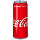 Großhandel Nahrungs- und Genussmittel: Coca Cola Orginal Taste 330ml (DPG Einwegpfand/Pfa