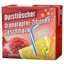 Großhandel Nahrungs- und Genussmittel: Durstlöscher Granatapfel Zitrone 500ml ...