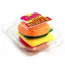 Großhandel Nahrungs- und Genussmittel: Trolli Mini Burger Schaumzucker Fruchtgummi Gummib