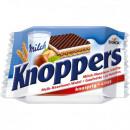 Großhandel Nahrungs- und Genussmittel: Knoppers Waffelschnitten mit Milch- und ...