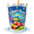 Großhandel Nahrungs- und Genussmittel: Capri Sun Monster Alarm Trinkpacks 200ml Koffeinfr