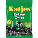 Großhandel Nahrungs- und Genussmittel: Katjes Katzen Ohren Würzige -Hartlakritz ...