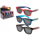 Großhandel Sonnenbrillen: CARS Sonnenbrillen 3/f im 30er T-Dsp.