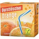 Großhandel Nahrungs- und Genussmittel: Durstlöscher Orange Geschmack 500ml 12st.Tetra Pac