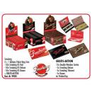 Großhandel Nahrungs- und Genussmittel: Smoking 3 + 1 Aktions Paket King Size(50xSmoking K