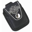 Zippo Harley Davidson Ligther Pouch Black 2002042