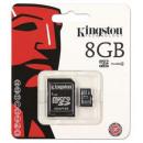 Großhandel Computer & Telekommunikation: Micro SD Speicherkarte 8GB Kingston HC1 Class ...