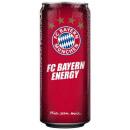 Großhandel Nahrungs- und Genussmittel: Energy Drink FC BAYERN MÜNCHEN Mia san mia 330ml