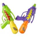 Großhandel Outdoor-Spielzeug: Wasserpistole Blitz ca. 24.5cm einzel verpackt.