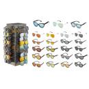 Großhandel Sonnenbrillen: Sonnenbrillen -Sommer Sun- 2018 sort. Material Met