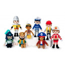 PLAYMOBIL Plüsch figuren 8/f sort. ca.23cm