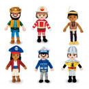 PLAYMOBIL Plüsch figuren 6/f sort. ca.30cm