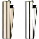 Großhandel Reinigung: CLIPPER Silver Cover Micro Metal Hülle inkl. CLIP