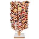 Großhandel Süßigkeiten: Lutscher Hand Made 30g im 150er Theken Aufsteller