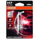 Osram H7 12V - Night Breaker UNLIMITED u.110% 55W
