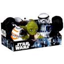 Großhandel Spielwaren: Star Wars Plüsch Eisode 7 6/s ca. 17cm im 12er Th