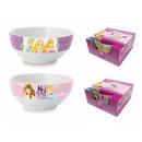 Schüssel  Keramikschale Frühstück Princesses