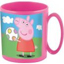 Peppa Pig - Peppa  plastic cup microwave 36Cl Pi