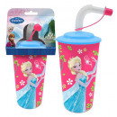 wholesale Licensed Products: FROZEN¬ Glass with cap and cane frozen