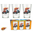 wholesale Drinking Glasses: BLAZE - September  3 crystal glasses 23,7cl Blaze
