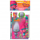 wholesale Licensed Products: September  stationery 5 pieces of Trolls