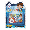 Yo-Kai Digital  Wrist Watch and Wallet Set