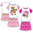 Großhandel Nachtwäsche: Short Sleeve Pyjamas Super-Flügel