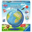 grossiste Articles de fête: Ravensburger  Puzzle 3D globe géographique 20cm 18