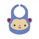 wholesale Baby Toys: Fisher Price -  silicone baby  bib-monkey ( ...