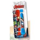grossiste Stylos et crayons: 2 septembre stylos  avec lampe de poche Avengers (