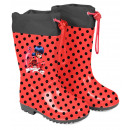 Lady Bug Water Boots