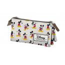 Case Portatodo triple Mickey Mouse 'Original