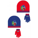 wholesale Headgear: Winter set 2  pieces, hat and gloves by Pj Masks
