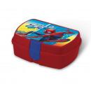 Großhandel Sonstige: Kunststoff -  Sandwich von Spiderman (ST48)