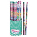 Großhandel Make-up: Bleistift mit  Gummi-Schimmer und Glanz