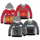 Großhandel Mäntel & Jacken: Trainingsjacke mit  Reißverschluss Hoodie