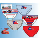 wholesale Lingerie & Underwear: Pack 5 underpants slips of Cars