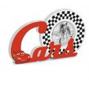 grossiste Images et cadres: Cars - Cadre photo  avec des lettres 10cm Cars