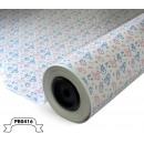 mayorista Regalos y papeleria: Papel de regalo en  bobina de 62 cm de ancho x 110