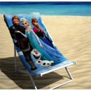 BEACH Disney Frozen Summer 70 x 120 Blue