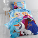 wholesale Licensed Products: frozen Light 140 x 200 Blue