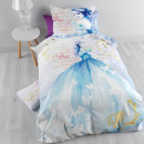 grossiste Linge de lit & Matelas: DBO LIC Cinderella 140 x 200 Blanc