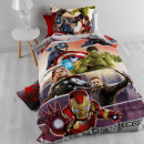 wholesale Licensed Products: DBO Disney  Avengers 140 x 200 Multi