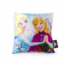 Disney Frozen Shop Winter White Cushion 40 x 40 W